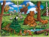 Акция в лесу
