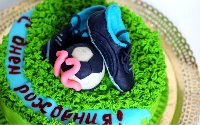 Фото торта мальчику на день рождения